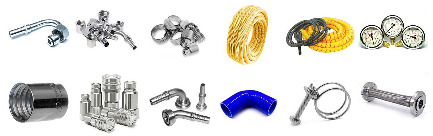Ремонт та виготовлення рукавів високого тиску для всіх видів техніки